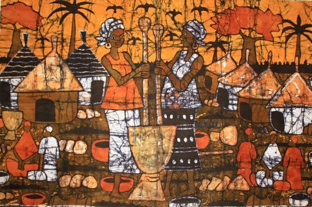 art-gambia